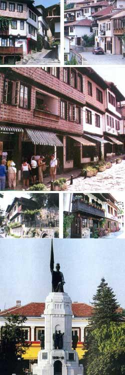 Landmarks in Veliko Turnovo